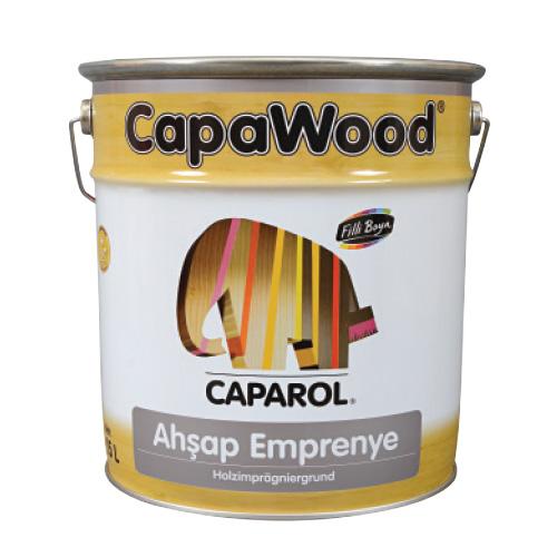 CapaWood® Ahşap Emprenye Holzimprägniergrund