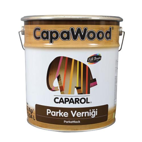CapaWood® Parke Verniği-Parlak Parkettlack