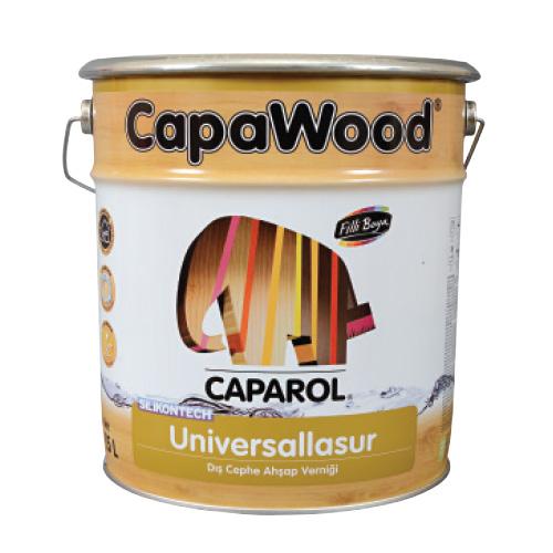 CapaWood® Universallasur Dış Cephe Ahşap Verniği