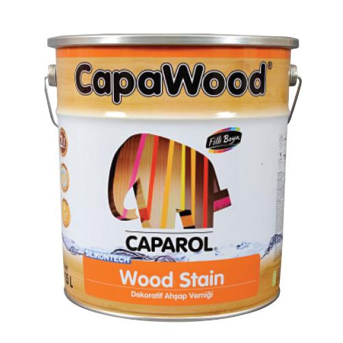 CapaWood® Wood Stain Dekoratif Ahşap Verniği