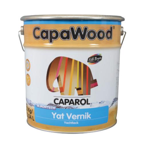CapaWood® Yat Vernik Yachtlack